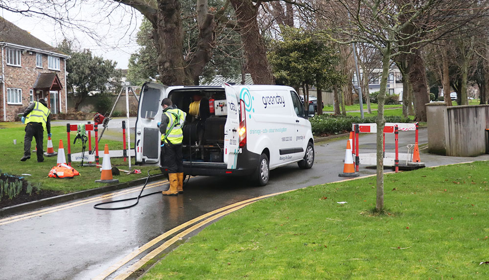 Greenday Environmental Complete Drainage Service